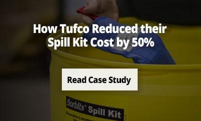 tufco spill kit case study