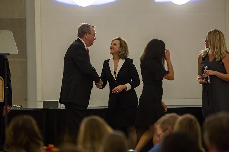Jim Leef receives ATD Best Award