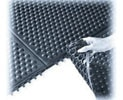 anti-fatigue rubber mat